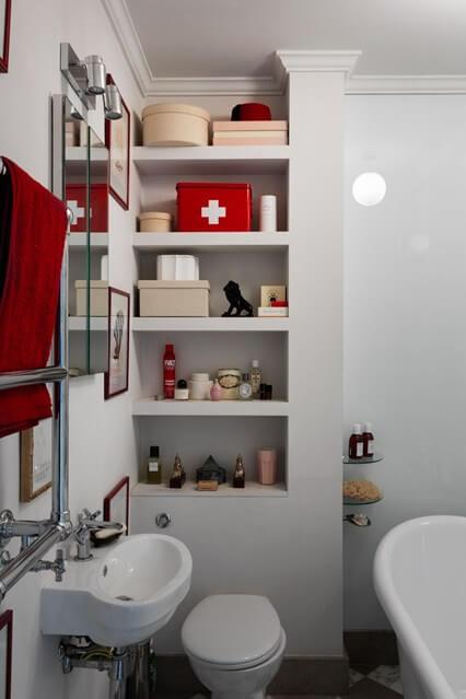 Идея для маленькой ванны