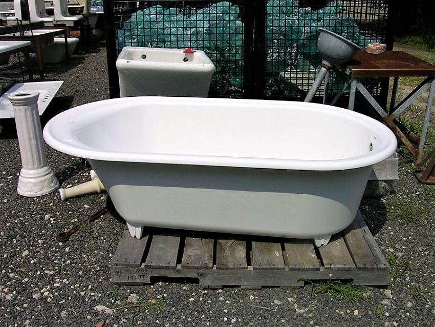 вывоз ванн бесплатно спб